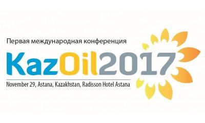 Міжнародна масложирова конференція Казахстану «KazOil 2017»